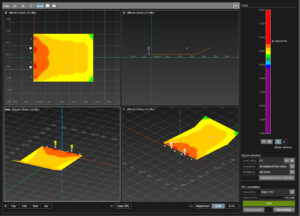 3D planning of loudspeaker dispersion using ArrayCalc