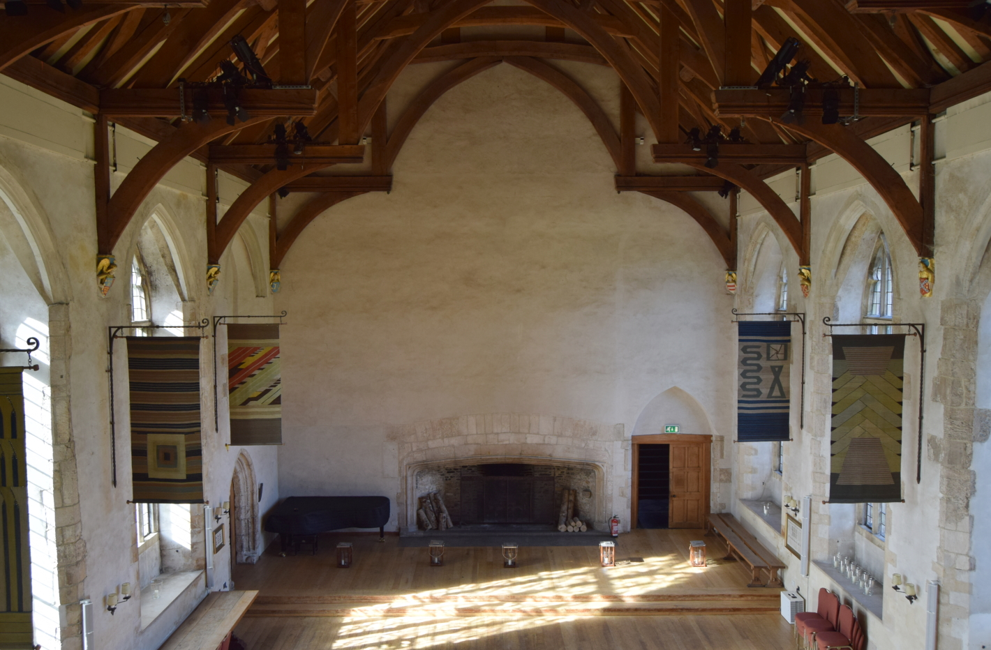 Dartington Great Hall | JHAV Tailored Technical Solutions For All Your Events Needs